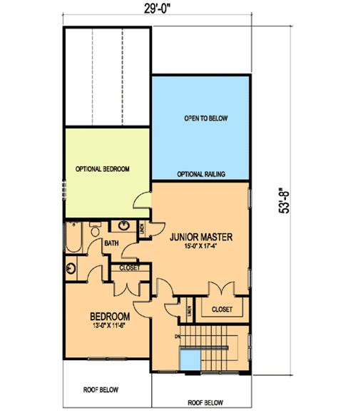 house plans with master suite on second floor first or second floor master 30007rt 1st floor master