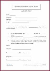 Simple Loan Template by Doc 695900 Simple Loan Form Simple Loan