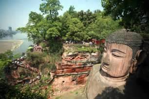 Mount emei scenic area leshan giant buddha china wallpapers9