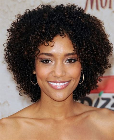 different hair styles for short curly hair in tamil 23 nice short curly hairstyles for black women