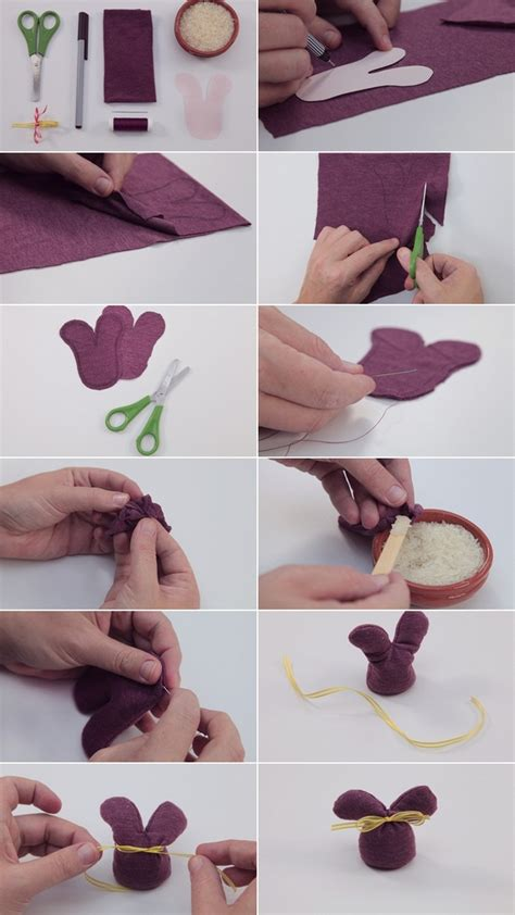 sewing craft easter sewing crafts how to sew a bunny sachet and a