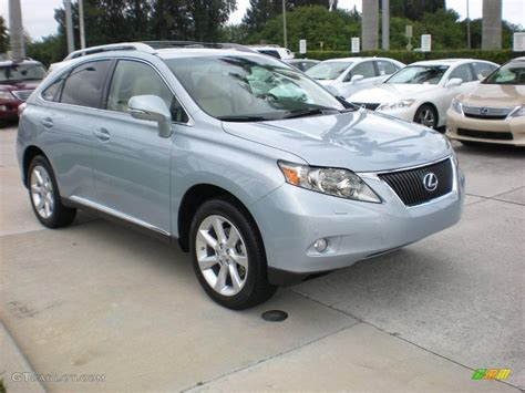 lexus blue color code 2010 cerulean blue metallic lexus rx 350 22588620