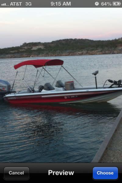 bass boat bimini bass boat bimini tops bass fishing texas fishing forum