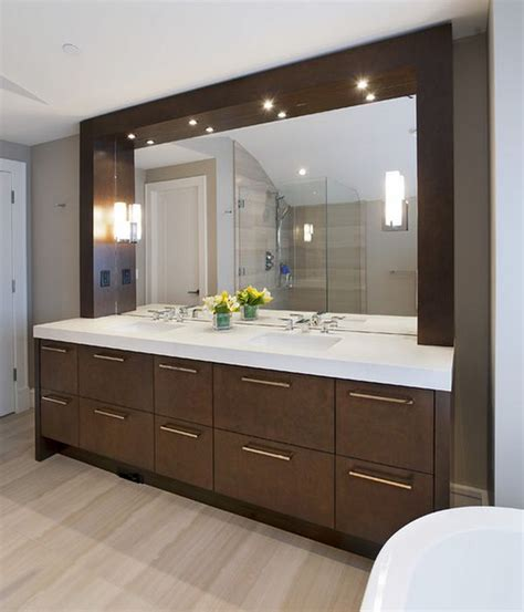 Bathroom Vanity Mirrors Ideas Large Bathroom Vanity Mirror Best Home Design 2018