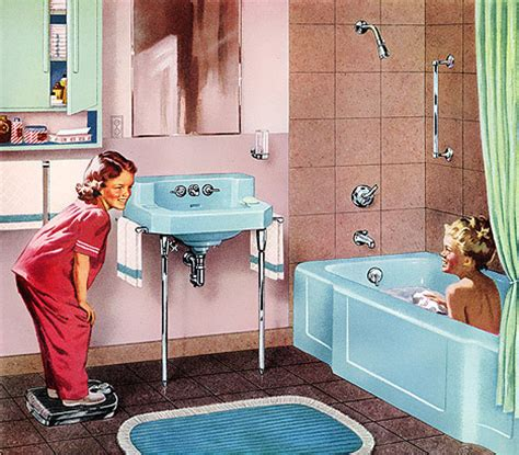 History Of Bathrooms by Singapore Puts Together The Plumbing System