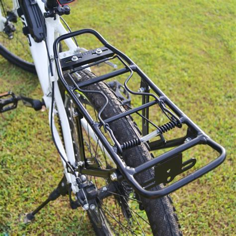 Rear Bike Rack Installation by Aliexpress Buy 65kg Capacity Bicycle Rack Luggage