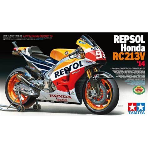 Tamiya 1 12 Repsol Honda Rc213v 2014 repsol honda rc213v 2014 1 12 tamiya 14130