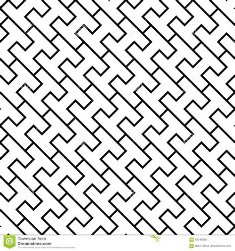 stock h pattern vector modern seamless geometry pattern h black and white