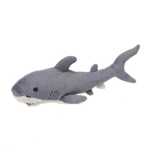 shark plush small plush shark lil buddies by