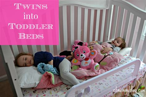 when to put baby in toddler bed moving twins to toddler beds ct mommy blog