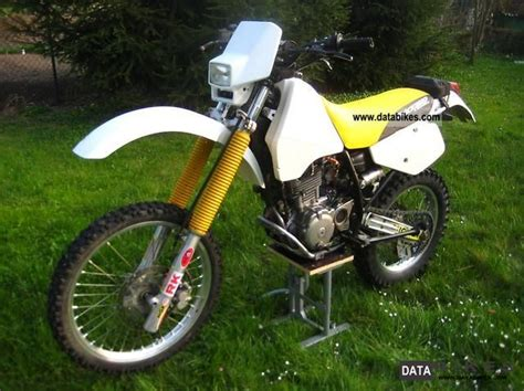 Suzuki 350 Dirt Bike 1996 Suzuki Dr 350 Dirt U S Version