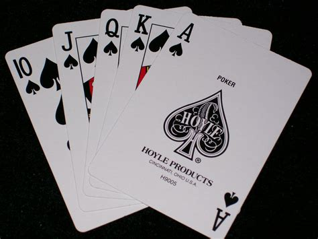 royal flush card stock by mysticrainbowstock on deviantart