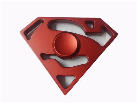 Fidget Spinner Superman Spinner Fidget Toys plutofit superman metal fidget spinner superman metal fidget spinner