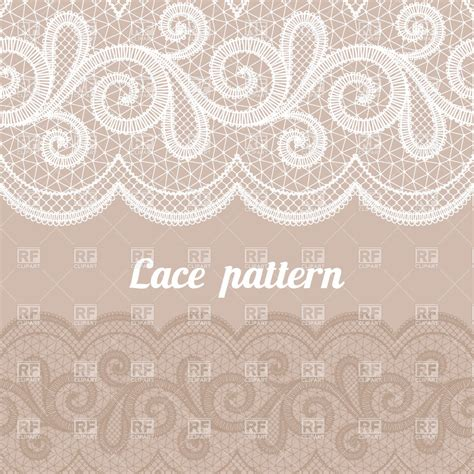 Lace Clipart Free