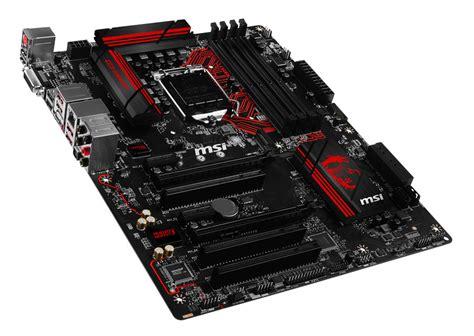msi b150 gaming m3 intel motherboard