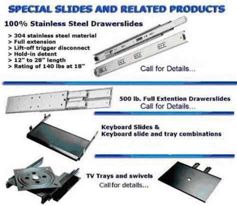 Horizontal Drawer Slides by Drawer Slides Highest Quality Drawerslides At Affordable