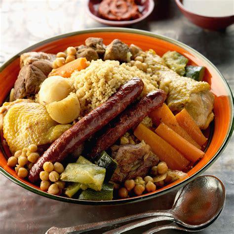 cuisine arabe 4 couscous au merguez cuisine arabe