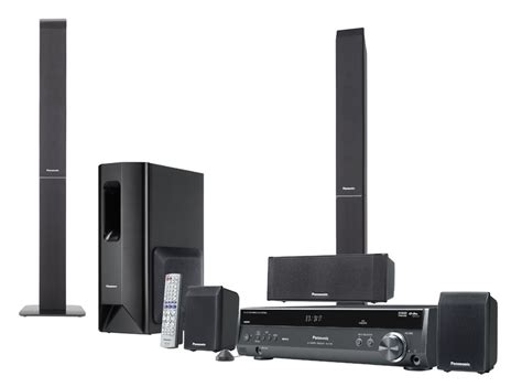 scht65 panasonic home theatre system the electric discounter