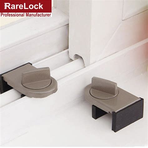 Rarelock Window Sliding Door Baby Safety Lock Doors Sliding Glass Door Locks Security