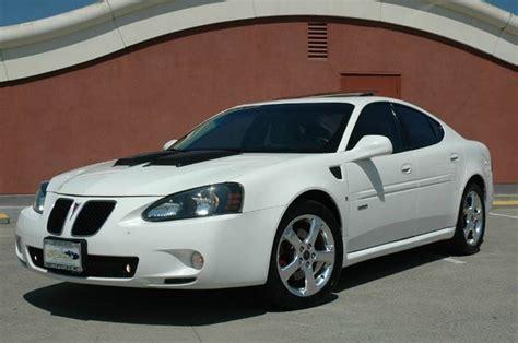 2006 Pontiac Grand Prix Mpg by 2006 Pontiac Grand Prix Gxp 4dr Sedan In Hayward Ca