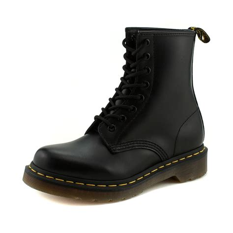 womens dr martens 1460 8 eye boot black journeys shoes