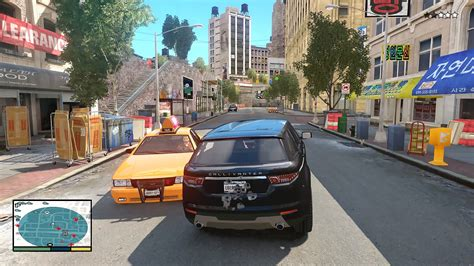 gta iv realistic gameplay graphics mod 2013 youtube gta iv with gta 5 style gameplay icenhancer realistic