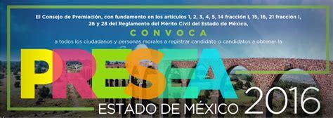 refrends 2016 estado de mxico presea estado de m 233 xico 2016 la paz estado de m 233 xico