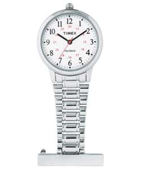 timex Indiglo Nurses Fob Watch   review, compare prices, buy online