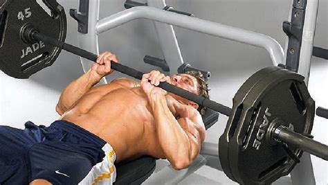 bench press close grip close grip barbell bench press bodybuilding wizard