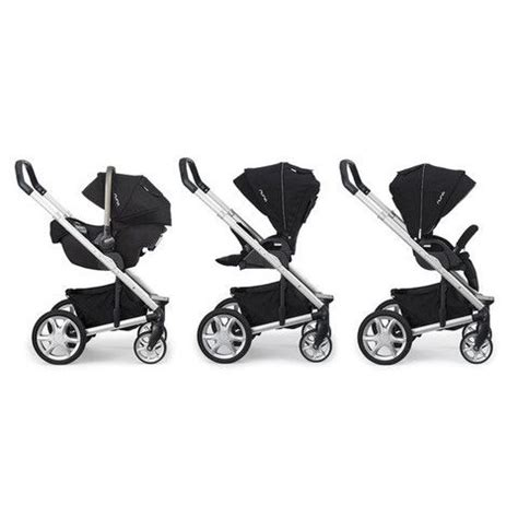 Stroller Kereta Nuna Mixx 2 Caviar Black Special Edition best 25 pushchair travel system ideas on baby strollers pram for baby and travel pram