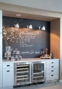 chalkboard paint ideas kitchen clever basement bar ideas making your basement bar shine