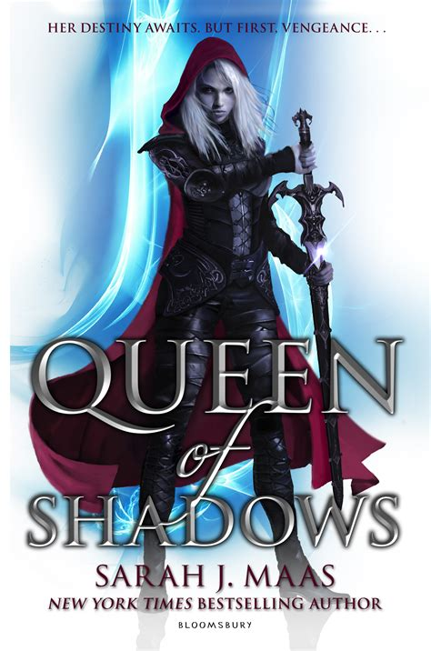 first review queen of shadows throne of glass 4 fantasy book fan