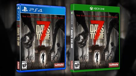 Painting 7 Days To Die Ps4 by Telltale Publishing Annuncia 7 Days To Die Per Ps4 E Xbox