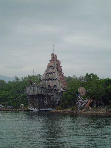 Lu Akuarium Biasa island hopping yang kocak di nha trang xin chao