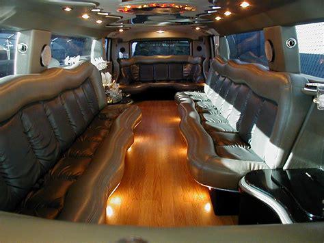 limousine hummer inside image gallery h2 hummer limo inside