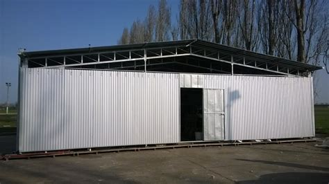 capannone per feste container box per sagre feste e manifestazioni