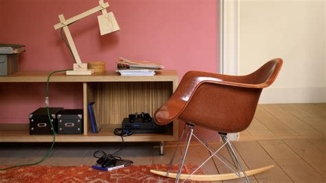 add warmth with burnt and orange dulux