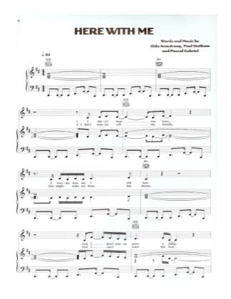 christmas is caring chords here with me by dido piano sheet sheetdownload