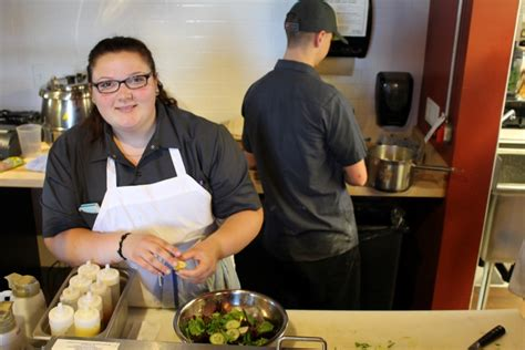 Kaos School Fextival 1 culinary arts students gain entr 233 e to city s newest