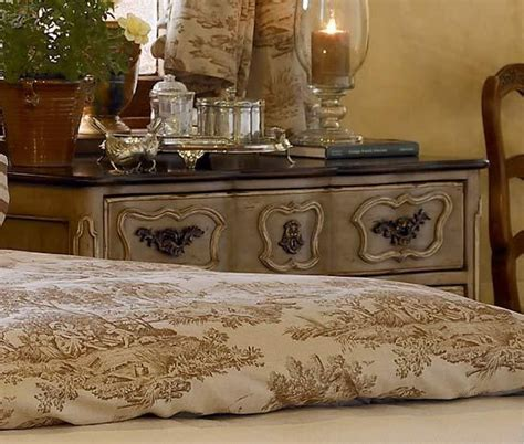 toile bedroom ideas pierre deux 3 dresser toile bedding bedroom french style decor eclectic home ideas
