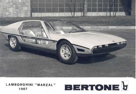 Lamborghini Marzal Lamborghini Marzal 1967 ретрофутуризм Retrofuturism