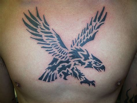 tattoo wikipedia file tribal eagle by keith killingsworth jpg