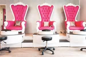 Spa Pedicure Chair Salon Profile Sitting Pretty At Dallas Beauty Lounge