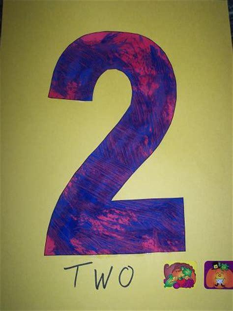 number crafts for image gallery number 2 crafts