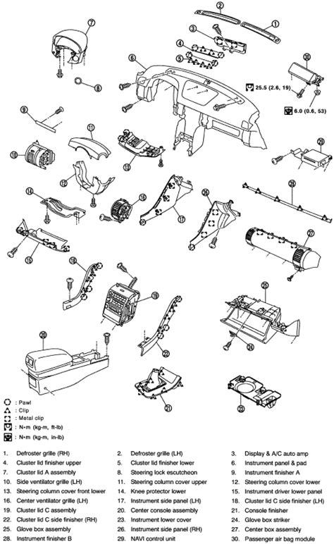 accident recorder 1993 infiniti g spare parts catalogs service manual 2006 infiniti g35 heater core removal heater core replacement maxima forums
