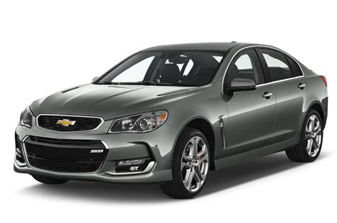 chevrolet sedan detroit to daytona in a 2016 chevrolet ss automobile