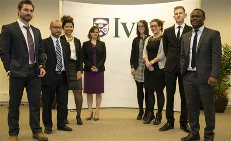 Haskayne School Of Business Mba Ranking by East Meets West In Inaugural Leadership Competition