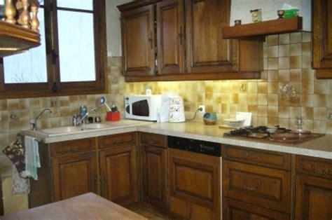 moderniser une cuisine en bois 3684 moderniser une cuisine rustique 2017 avec renovation