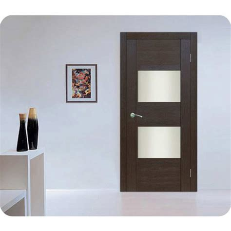 Kingstar Closet Doors Kingstar Doors Kingstar Frosted Glass Mdf Sliding Closet Interior Door With Hardware Common