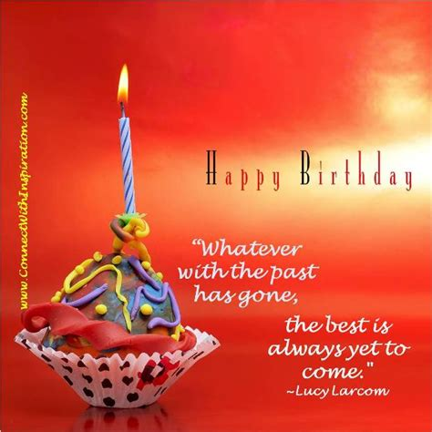 Birthday Inspirational Quotes Inspirational Birthday Quotes It S Great For Getting One